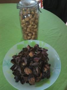 Figues séchées Naturalistic