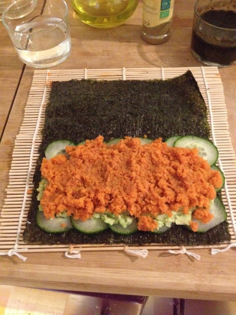 3 : pulpe de carottes et son jus