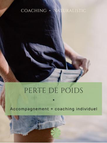 coaching perte de poids